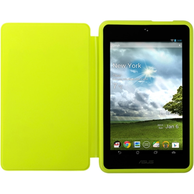 Asus MeMO Pad HD 7 Persona Cover, Yellow Green 90XB015P-BSL020