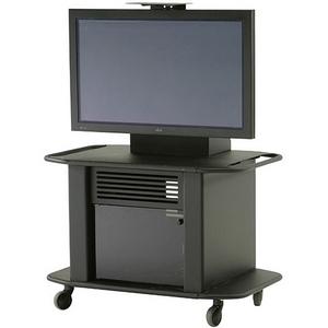 ClearOne Titan Single Plasma Display Cart 911-300-101