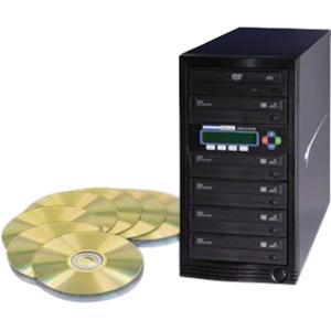 Kanguru 1-to-5, 24x DVD Duplicator U2-DVDDUPE-S5