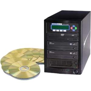 Kanguru 1-to-3, 24x DVD Duplicator U2-DVDDUPE-S3