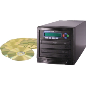 Kanguru 1-to-1, 24x DVD Duplicator U2-DVDDUPE-S1