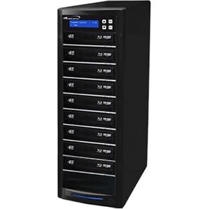 Vinpower Digital 1:9 Econ Standalone BD/DVD/CD Duplicator ECONS9TBDBK