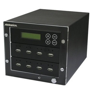 Addonics 1:7 USB HDD / Flash Duplicator UDFH7