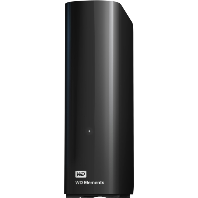 Western Digital 4 TB WD Elements Desktop USB 3.0 Hard Drive for Plug-and-Play Storage WDBWLG0040HBK-NESN