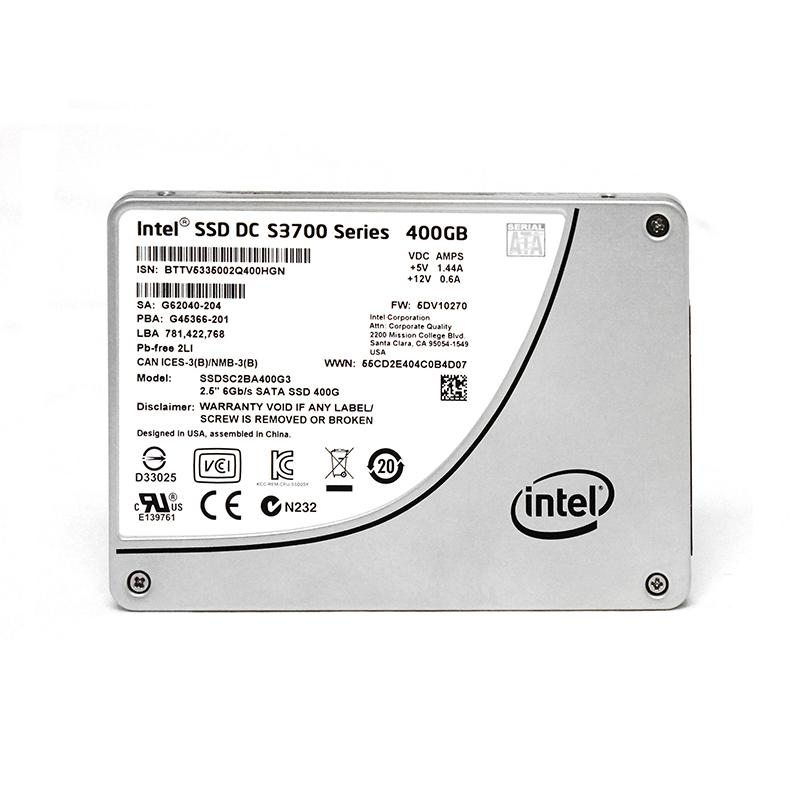 Supermicro Intel SSDSC2BA400G3 Solid State Drive HDS-2TM-SSDSC2BA400G3