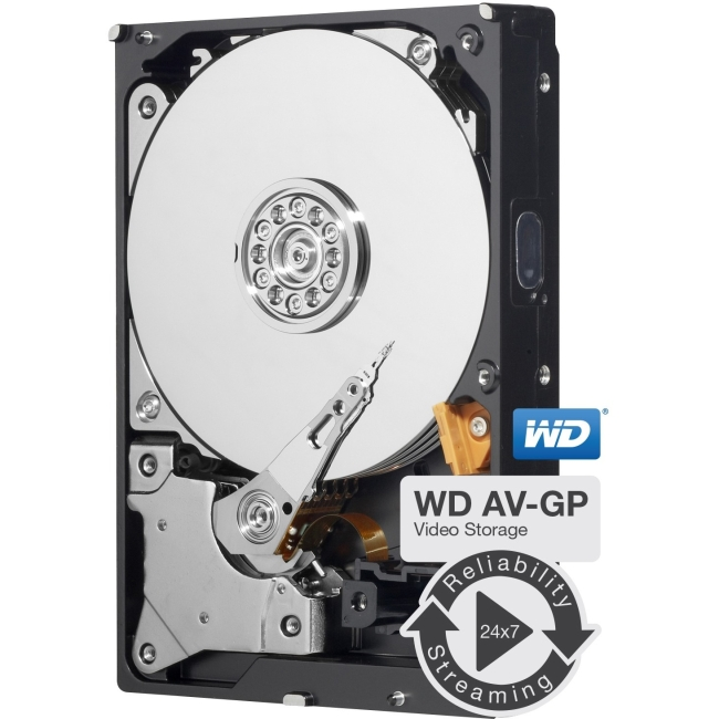 Western Digital AV-GP Hard Drive WD40EURX