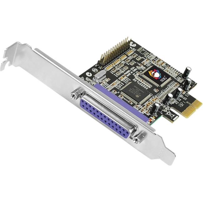 SIIG DP CyberParallel Dual PCIe JJ-E02211-S1