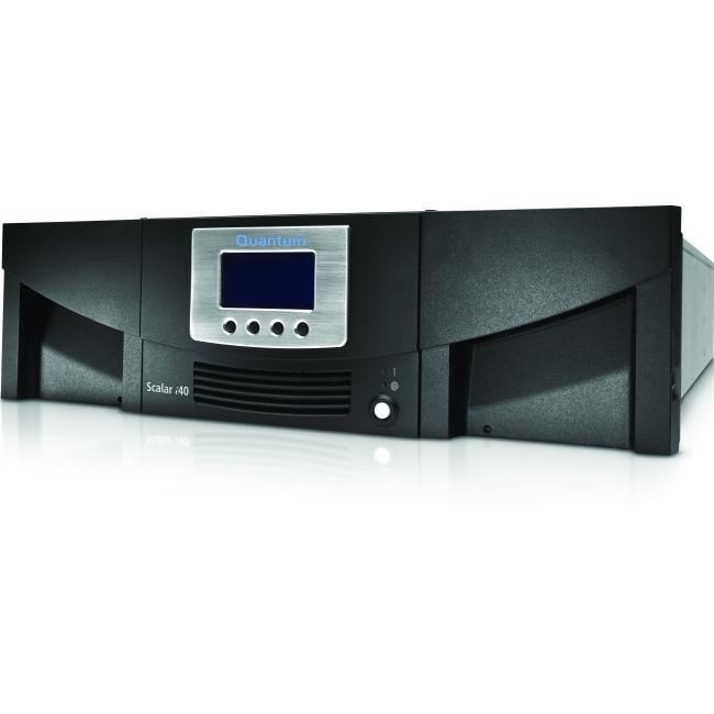 Quantum Scalar i40 Tape Library LSC14-CB6N-228G