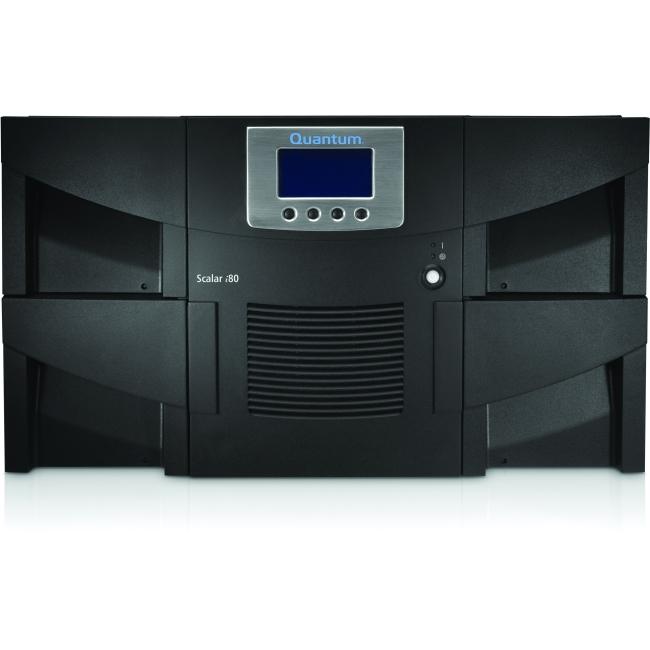 Quantum Scalar i80 Tape Library LSC18-CB6N-250G