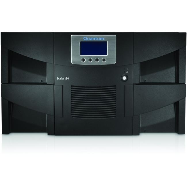 Quantum Scalar i80 Tape Library LSC18-CB5N-250G