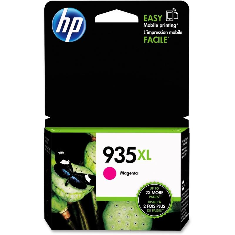 HP High Yield Magenta Original Ink Cartridge C2P25AN#140 935XL