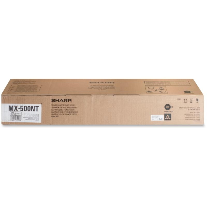 Sharp Toner Cartridge MX-500NT SHRMX500NT