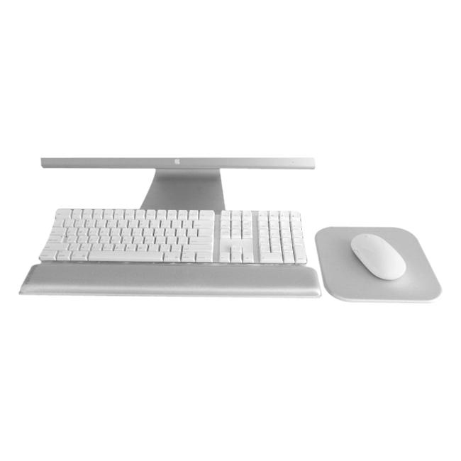 Rain Design mRest Wrist Rest Mouse Pad Silver 10013