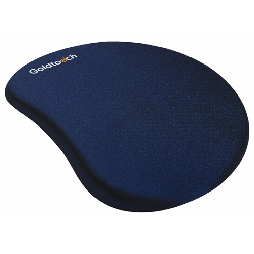 Goldtouch Blue Low Stress Mouse Pad Platform by Ergoguys GT6-0003