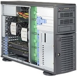 Supermicro SuperWorkstation SYS- Barebone System SYS-7048A-T 7048A-T