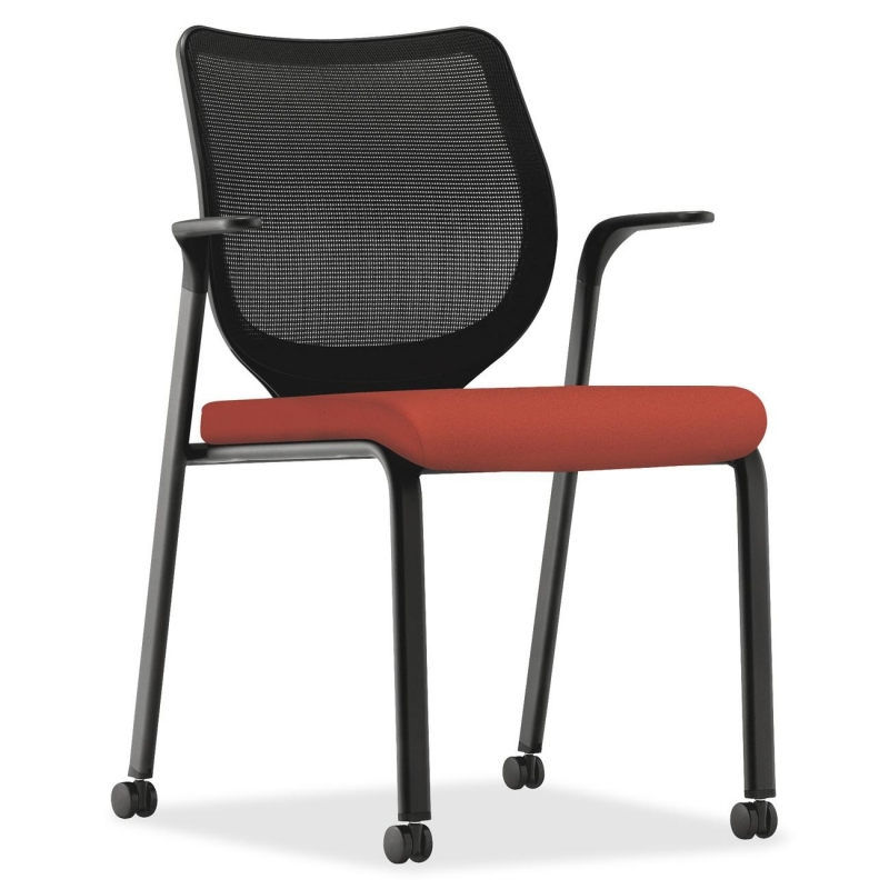 HON HON Nucleus Series ilira-stretch M4 Stacking Chair N606CU42 HONN606CU42
