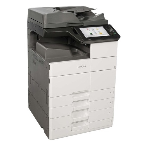 Lexmark Laser Multifunction Printer Government Compliant 26ZT002 MX911DTE