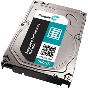 Seagate Enterprise Performance 15K.5 12Gb/s SAS 512N 600GB Hard Drive ST600MP0005
