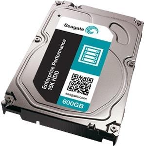 Seagate Enterprise Performance 15K.5 12Gb/s SAS 512N 600GB Hard Drive ST600MP0005