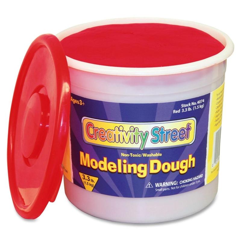 ChenilleKraft 3lb Tub Modeling Dough 4074 CKC4074