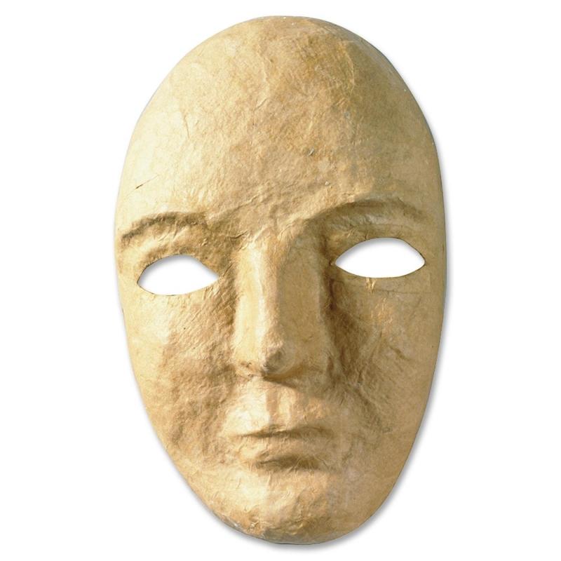 ChenilleKraft Paper Mache Masks 419012 CKC419012