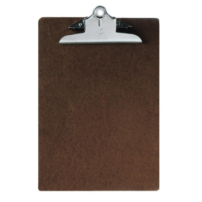 SKILCRAFT Composition Board Clipboard 7520-00-281-5918 NSN2815918