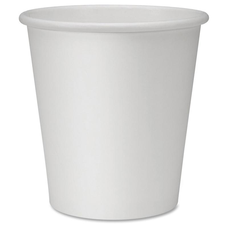Genuine Joe Polyurethane-lined Disposable Hot Cups 19046PK GJO19046PK