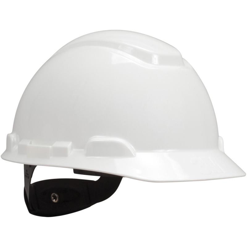 3M H700 Series Ratchet Suspension Hard Hats H701RUV MMMH701RUV