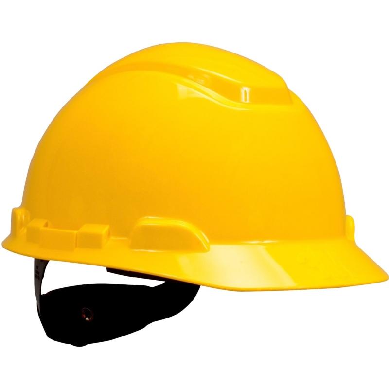 3M H700 Series Ratchet Suspension Hard Hats H702RUV MMMH702RUV