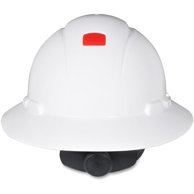 3M H-801R-UV Full Brim Hard Hat H801RUV MMMH801RUV