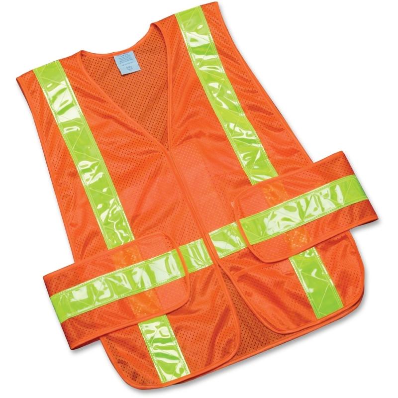 SKILCRAFT 360-degree Visibility Safety Vest 5984873 NSN5984873