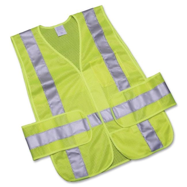 SKILCRAFT 360-degree Visibility Safety Vest 5984875 NSN5984875
