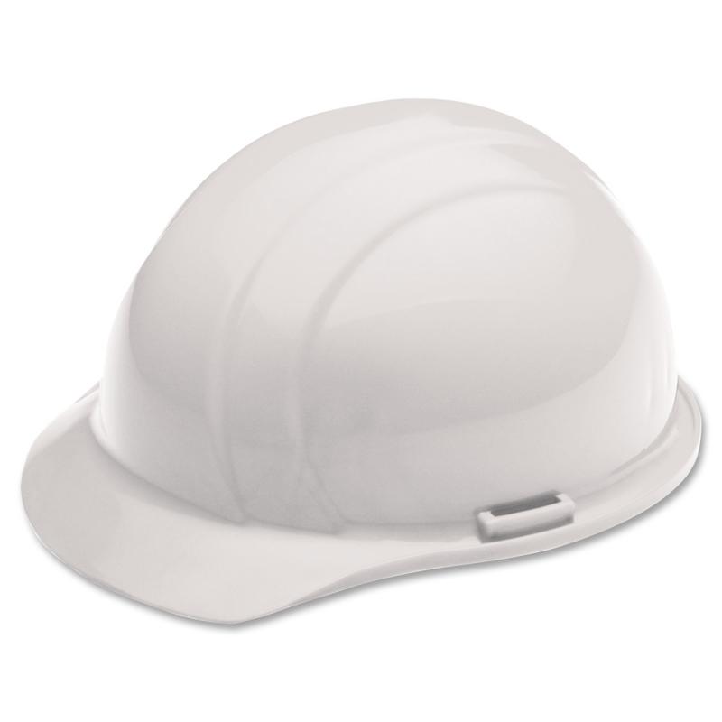 SKILCRAFT Cap Style Safety Helmet - White 8415009353139 NSN9353139