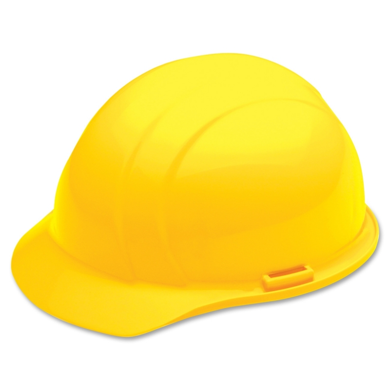 SKILCRAFT Cap Style Safety Helmet - Yellow 8415009353140 NSN9353140