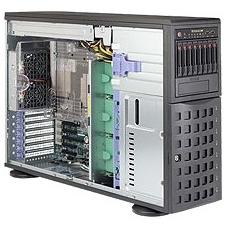 Supermicro SuperServer (Black) SYS-7048R-C1R4+ 7048R-C1R4+