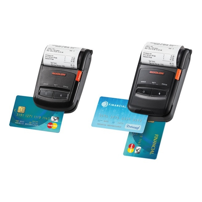 Bixolon 2 inch Rugged Mobile Printer SPP-R210BK SPP-R210