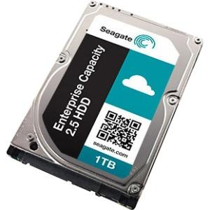 Seagate Enterprise Capacity 2.5 HDD 12GB/s SAS 512E 1TB Hard Drive With SED ST1000NX0373