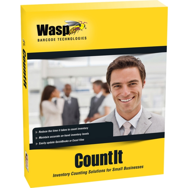 Wasp Wasp Inventory Software - 1 User 633808341237
