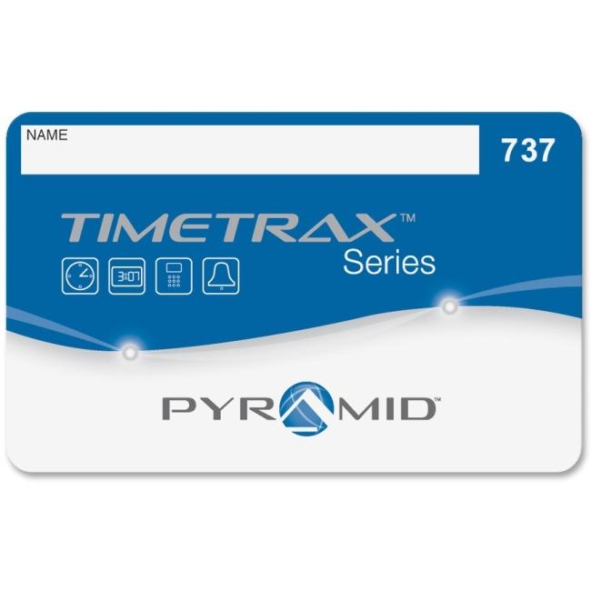 Pyramid TimeTrax Swipe Card (#51-100) 41304