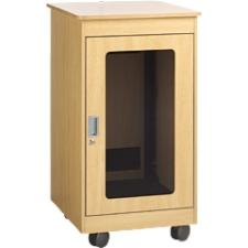 Chief F1 Series A/V Equipment Cabinet YF1F2028B