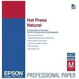 Epson Hot Press Natural Fine Art Paper S042320