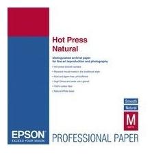 Epson Hot Press Natural Fine Art Paper S042325