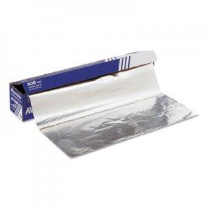 "Reynolds Wrap Metro Aluminum Foil Roll, Standard Gauge, 18"" x 500 ft, Silver RFP614M 614M"
