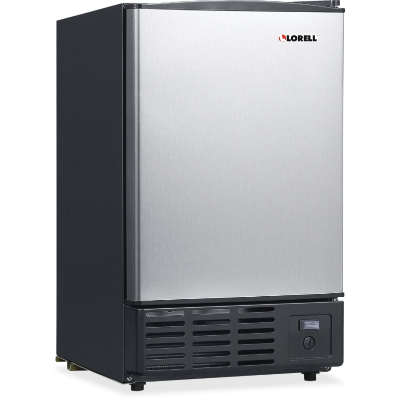 Lorell 19-Liter Stainless Steel Ice Maker 73210 LLR73210