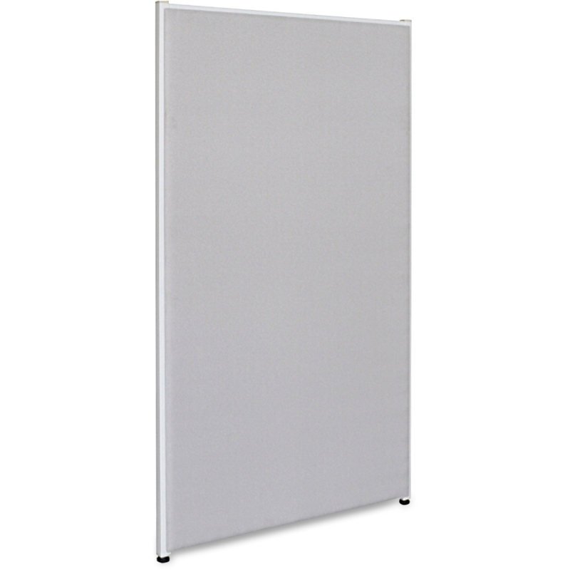 Lorell Gray Fabric Panel 90252 LLR90252