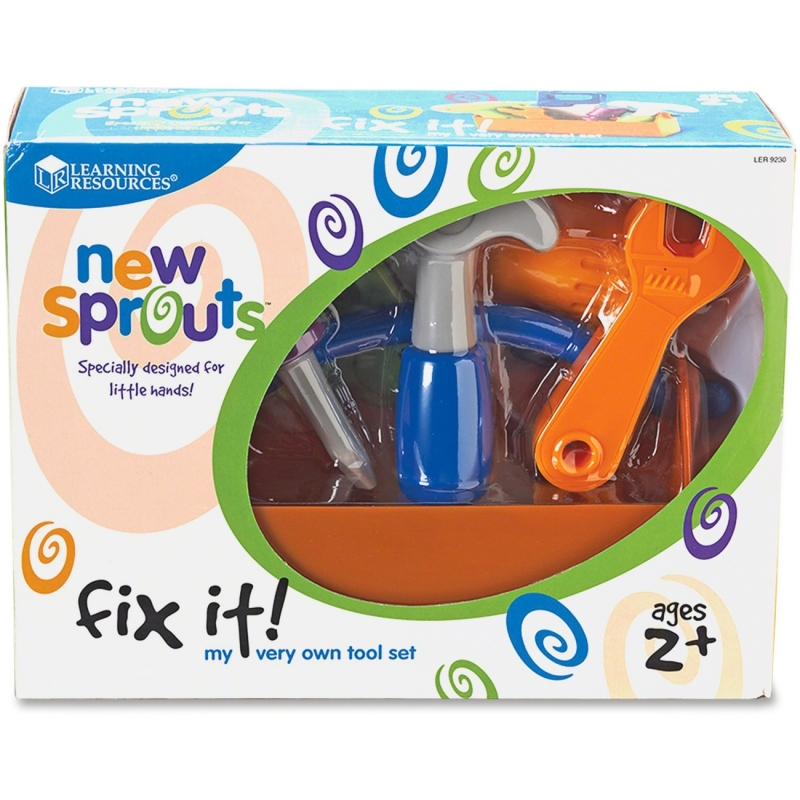 New Sprouts New Sprouts - Fix it! My Very Own Tool Set LER9230 LRNLER9230