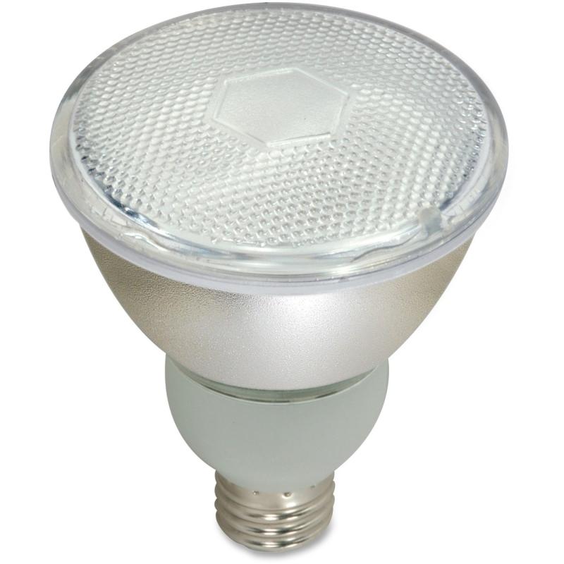 Satco 15-watt CFL PAR30 Reflector Floodlight S7204 SDNS7204