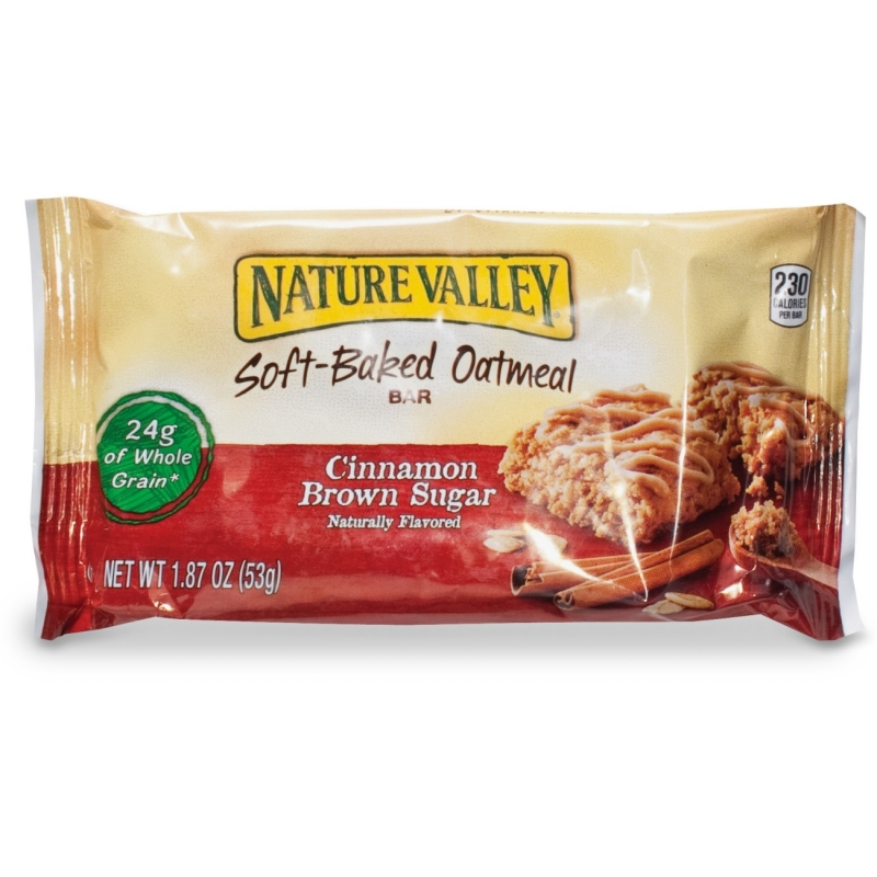 Nature Valley Soft-Baked Oatmeal Bars SN43401 GNMSN43401