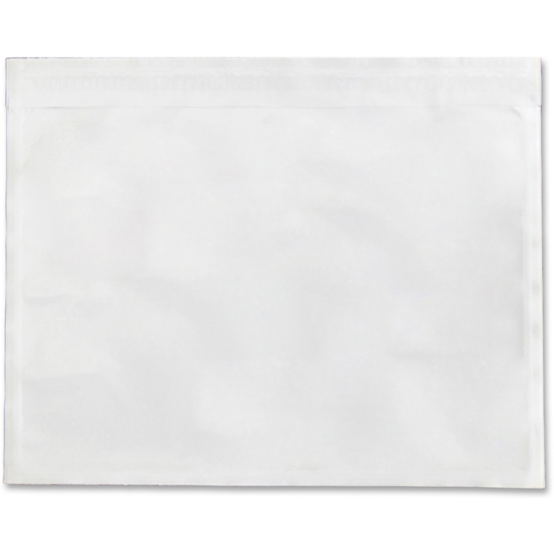 "Sparco Plain Back 5.5"" Waterproof Envelopes 41927 SPR41927"