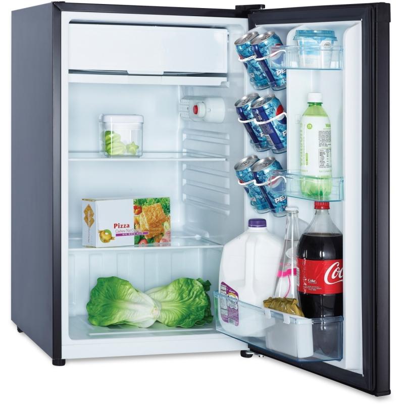 Avanti Avanti Model - 4.4 CF Counterhigh Refrigerator - Black RM4416B AVARM4416B